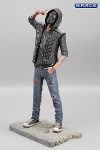 Wrench PVC Statue (Watch Dogs 2)