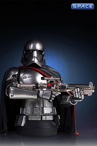 1/6 Scale Captain Phasma Bust 2016 Convention Exclusive (Star Wars: The Force Awakens)