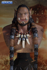 1/6 Scale Durotan Bust 2016 Convention Exclusive (Warcraft: The Beginning)