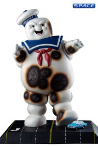 Stay Puft Limited Edition Statue Burnt Version (Ghostbusters)