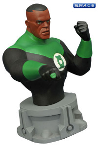 Green Lantern Bust (Justice League Animated Gallery)