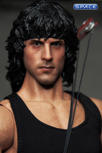 1/6 Scale Rambo Head