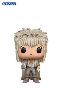 Jareth with Orb Pop! Movies #365 Vinyl Figure Hot Topic Exclusive (Labyrinth)