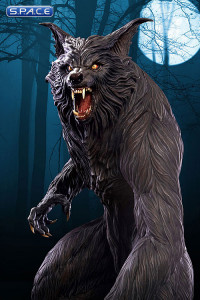 1/4 Scale Werewolf Statue (The Howling)
