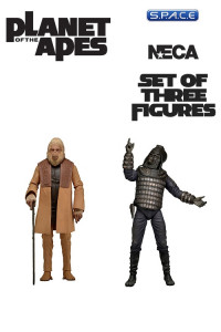 2er Satz: Planet of the Apes Classic Series 2