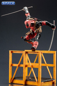 1/6 Scale Super Deadpool ARTFX Statue (Marvel Now!)