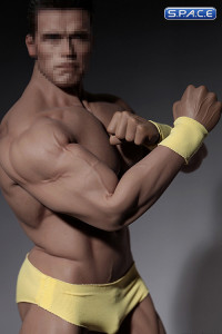 1/6 Scale Seamless Male Body M34 (Super-Flexible)