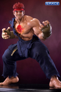 1/4 Scale Evil Ryu Statue (Street Fighter IV)