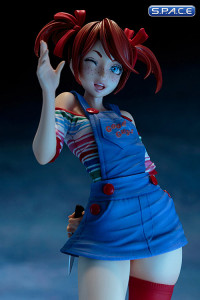 1/7 Scale Chucky Girl Bishoujo PVC Statue (Bride of Chucky)