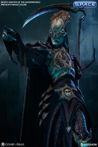 Death Master of the Underworld Premium Format Figure (Court of the Dead)