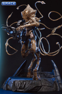 Alien Soldier Statue (Independence Day: Resurgence)