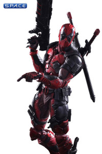 Deadpool from Marvel Comics (Play Arts Kai)