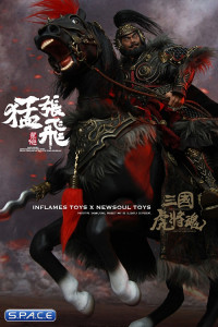 1/6 Scale Zhang Yide with Wuzhui Horse