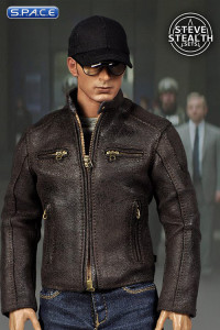 1/6 Scale Steve Stealth Clothing Set