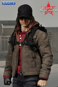 1/6 Scale Bucky Stealth Clothing Set