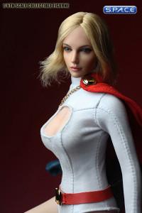 1/6 Scale Power Girl Cosplay Set