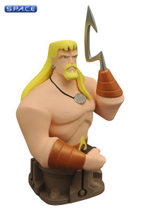 Aquaman Bust (Justice League Animated Gallery)
