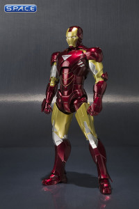 S.H.Figuarts Iron Man Mark VI & Hall of Armor Set (Iron Man)