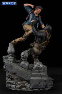 Nathan Drake Statue (Uncharted 4: A Thief's End)