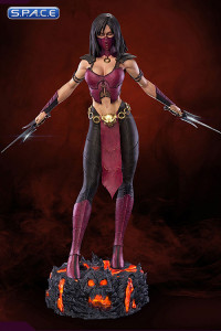 1/3 Scale Mileena Mixed Media Statue (Mortal Kombat X)
