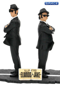 Jake & Elwood Movie Icons 2-Pack (Blues Brothers)