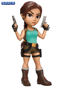 Lara Croft Rock Candy Vinyl Figure (Tomb Raider)