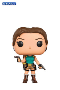 Lara Croft Pop! Games #168 Vinyl Figure (Tomb Raider)