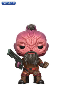 Taserface Pop! #206 Vinyl Figure (Guardians of the Galaxy Vol. 2)