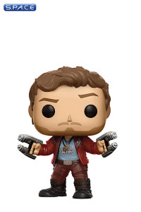 Star-Lord Pop! #198 Vinyl Figure (Guardians of the Galaxy Vol. 2)