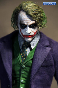 1/6 Scale Costum Joker Head Sculpt with implant hair