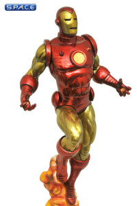 Classic Iron Man PVC Statue (Marvel Gallery)