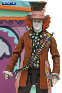 Red Hatter Previews Exclusive PVC Statue (Alice Through the Looking Glass)