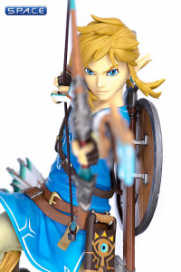 Link PVC Statue (The Legend of Zelda: Breath of the Wild)