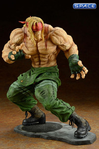 1/8 Scale Legendary Alex PVC Statue (Street Fighter III)