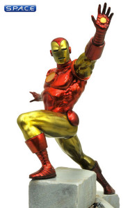 Classic Iron Man Premier Collection Statue (Marvel)