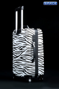 1/6 Scale Zebra Travel Trolley draw bar box 3.0