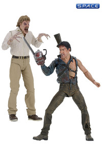 Hero Ash & Evil Ed 30th Anniversary 2-Pack (Evil Dead 2)