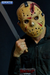 1:1 Jason Voorhees Life-Size Bust (Friday the 13th: The Final Chapter)