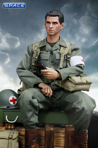 1/6 Scale WWII US Army Surgeon Suit Set