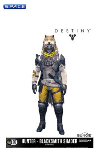 Hunter Blacksmith Shader from Destiny (Color Tops)