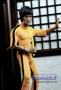 1/6 Bruce Lee Real Masterpiece Collectible (Game of Death)