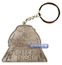 Death Proof Car Keychain (Grindhouse)