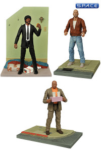3er Komplettsatz: Pulp Fiction Select Serie 1 (Pulp Fiction)