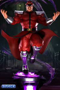 1/4 Scale M. Bison Statue (Street Fighter V)