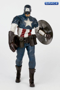 1/6 Scale Captain America by Ashley Wood (Marvel)