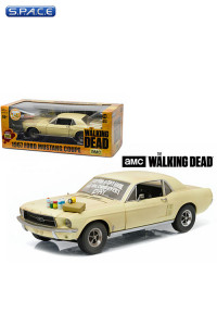 1:18 Scale 1967 Ford Mustang Coupe »Sophia Message Car« (The Walking Dead)
