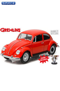 1:18 Scale 1967 Volkswagen Beetle with Gizmo (Gremlins)