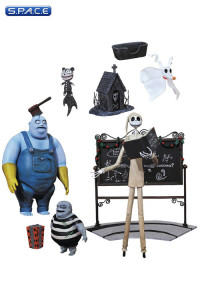 Complete Set of 3: Nightmare before Christmas Select Series 4(Nightmare before Christmas)