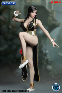 1/6 Scale fighting female Cosplay Set