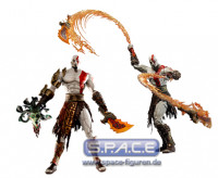 Set of 2: Kratos (God of War II)